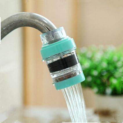 Home Kitchen Salud piedra magnetización baño grifo dispensador de agua filtro de agua