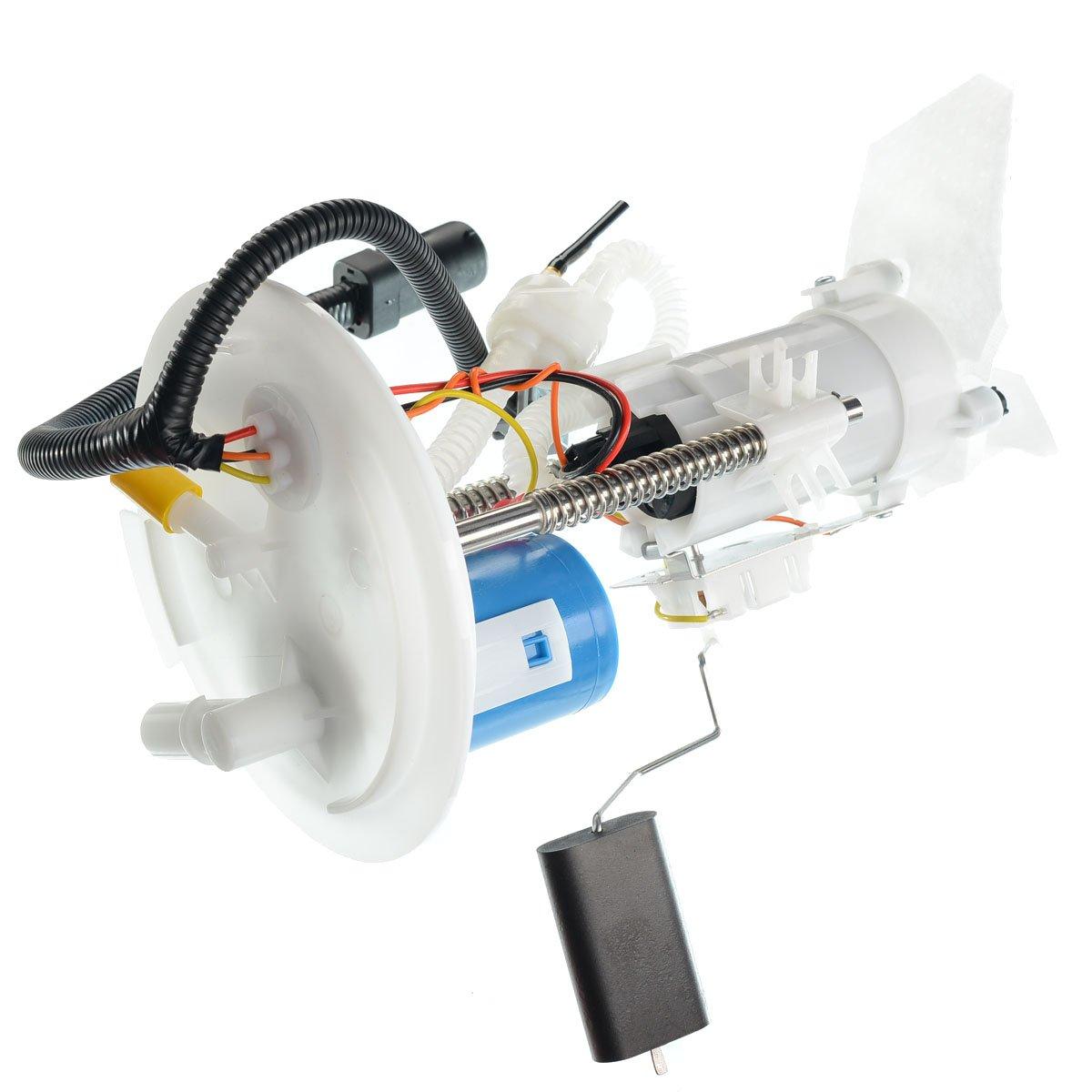 A-Premium Electric Fuel Pump Module Assembly for Ford Explorer 2006-2009 Mercury Mountaineer 4.0L 4.6L E2454M PremiumpartsWhosale