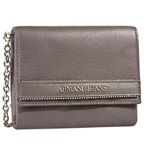 Armani Jeans , Sac bandoulière pour femme Gris Grigio cm 15,5x13x2,5