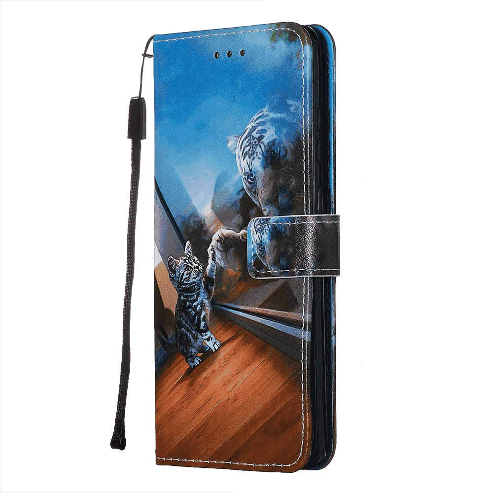 Leather Flip Case Fit for Samsung Galaxy Note 10 Plus butterfly2 Wallet Cover for Samsung Galaxy Note 10 Plus