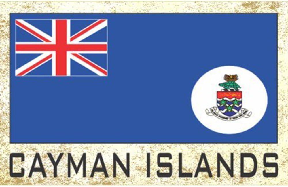 Flag Fridge Refrigerator Magnets – Americas Group 2 (Country: Cayman Islands)