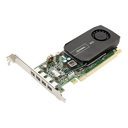 nVIDIA NVS 510 - Tarjeta gráfica de 2 GB DDR3