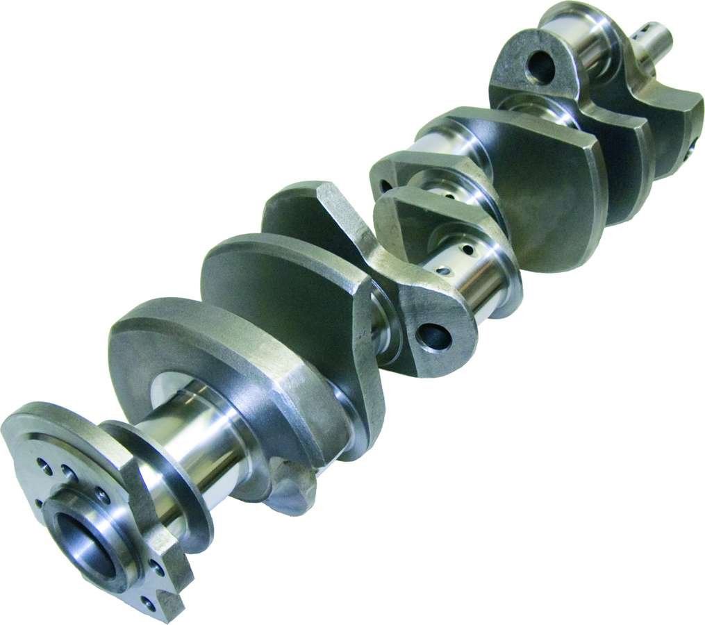 Eagle Specialty Products 103503750 3.75' Cast Steel Crankshaft for Small Block Chevy 5.10104G