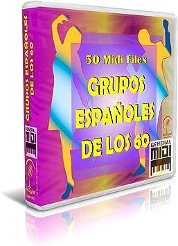 Grupos Españoles De Los 60 - Pendrive USB OTG para Teclados ...
