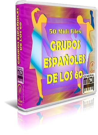 Grupos Españoles De Los 60 - Pendrive USB OTG para Teclados Midi, PC, Móvil, Tablet, Módulo o Reproductor Midi Que utilices: Amazon.es: Electrónica