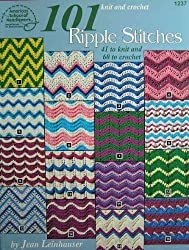 Knit and Crochet 101 Ripple Stitches