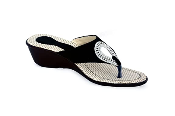 1fb7ca73b8f581 Rnjc Women s Multicolor Fashion Sandal -8  Buy Online at Low Prices in  India - Amazon.in