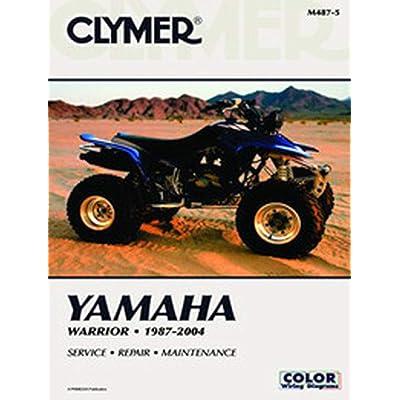 Clymer Manuals - Yamaha M487-5: Manufacturer: Automotive