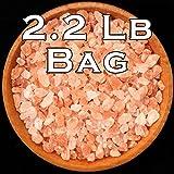 The Spice Lab's - ( Food Grade ) Himalayan Crystal Salt - Dark Pink - (Coarse) - 1 Kilo 2.23 Lbs