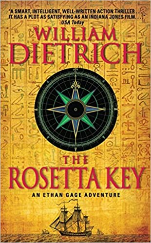 Book The Rosetta Key (Ethan Gage Adventures)