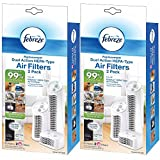 Febreze FRF102B Replacement Dual Action Filter, 4-Pack Review