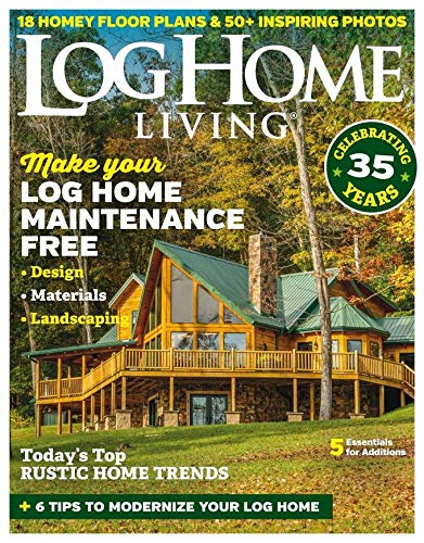 Magazines : Log Home Living