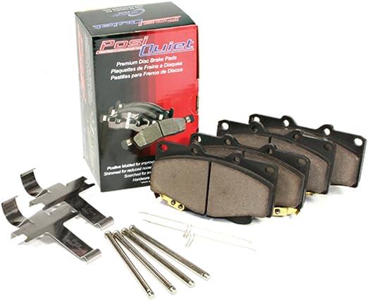 Centric Parts 106.03690 Posi-Quiet Severe Duty Brake Pad