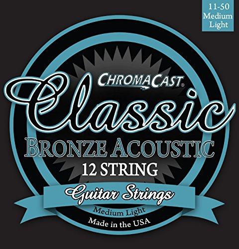 20 Bronze Acoustic Bass - 2