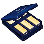 Vandoren VRC620 Alto Saxophone/Clarinet Reed Case for 6 Reeds