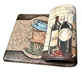 Best Kitchen Mats Cushioneds - Art3d Premium Reversible Memory Foam Kitchen Mat Anti-Fatigue Review