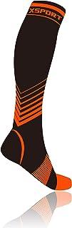 Uarehome calze a compressione per uomini e donne–Taglia S/M