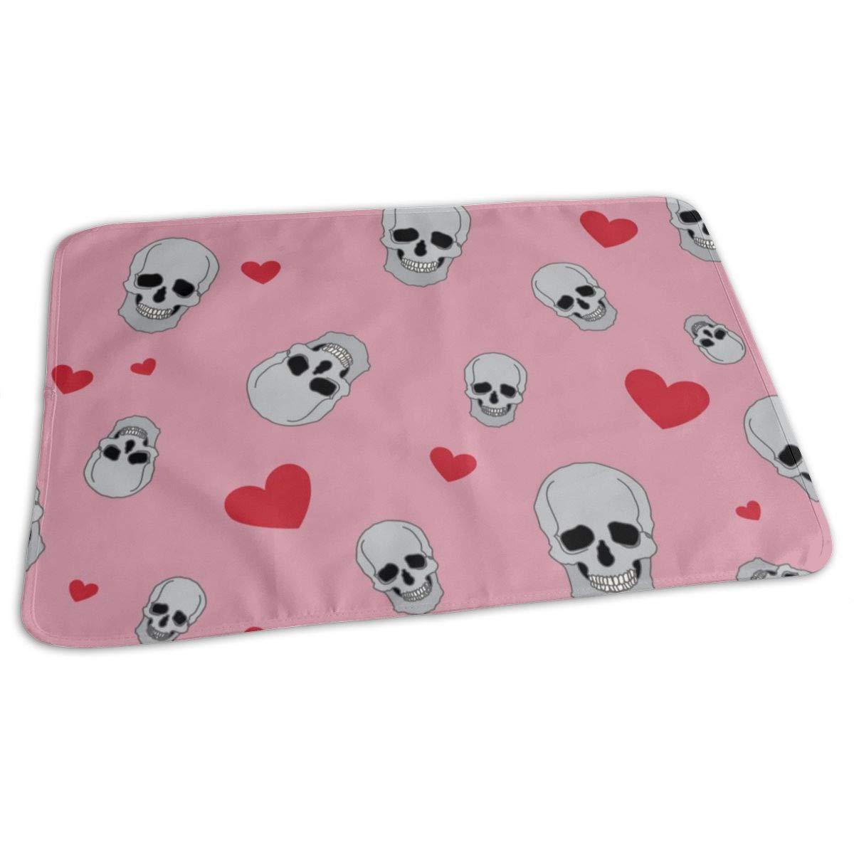 Amazon.com: Vicrunning Skull Love Heart Breathable ...