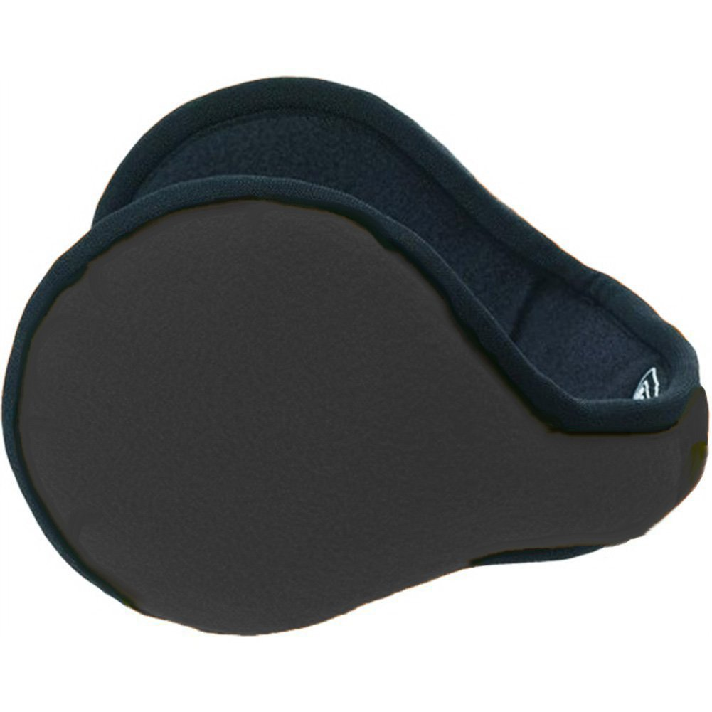 Gorgonz Ear Warmers: Fleece Great For All Outdoor Activities - Charcoal Grey