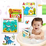 Best Bath Books - Little Bado Bath Books for Babies Toddlers Waterproof Review
