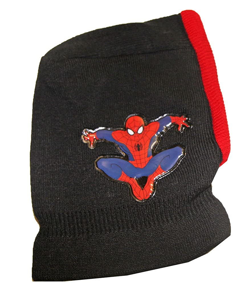 Sturmhaube M/ütze Gestreift Junge Spiderman Spiderman Marvel Pierre-cedric