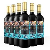 巴布瑞 孚坦高迪幻彩干红葡萄酒 750ml*6(西班牙进口红酒)