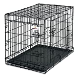 Petmate 30-Inch 2-Door Training Retreats Wire Kenn...
