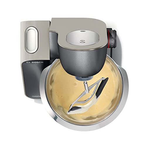 Amazon.de: Bosch MUM59N26DE Küchenmaschine HomeProfessional ...