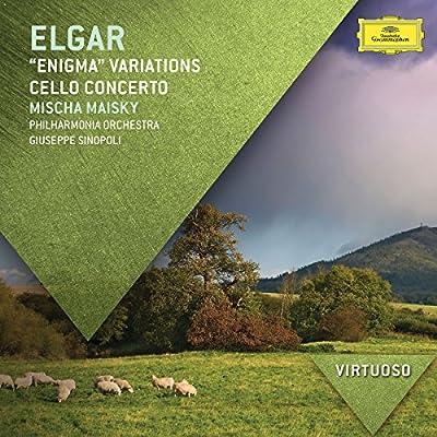 Virtuoso Series: Elgar: Cello Concerto Enigma Variations Pomp & Cir