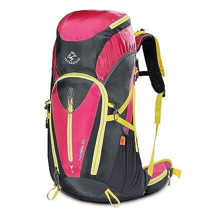 Mochilas montaña Mochila deportiva al aire libre mochila deportiva para hombres y mujeres mochila de viaje ...