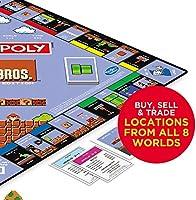 Monopoly: Super Mario Bros. Edition: Amazon.es: Juguetes y juegos