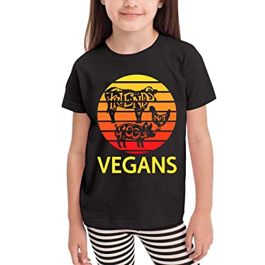 XYMYFC-E After This Were Getting Tacos 2-6 Years Old Kids Short Sleeve Tshirt