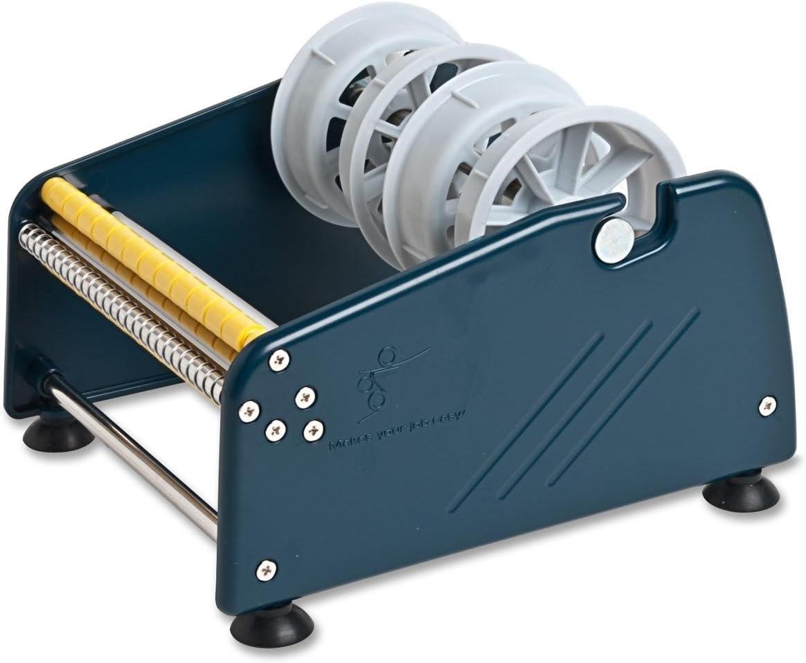 Blue Manual 4 Adapter TCO51206 Tatco Shipping Label Dispenser