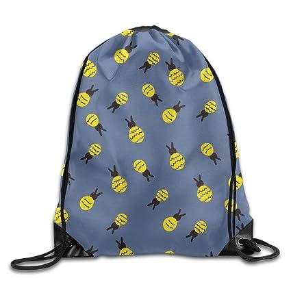 7097ccc1a6 Amazon.com  si fang Scarab Drawstring Backpack Rucksack Shoulder ...