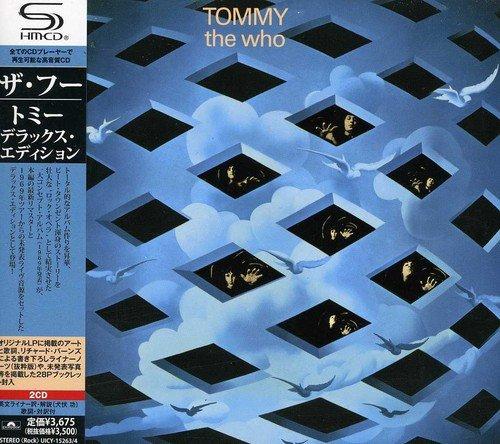 Cd Shm (Tommy: SHM CD Pressing)