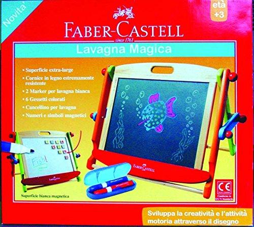 Faber-Castell 156567 Lavagna Bifacciale 166657