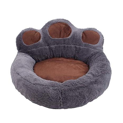 Huichao Cama para Perros, Cama para Perros con Memoria de Espuma para Perros pequeños (