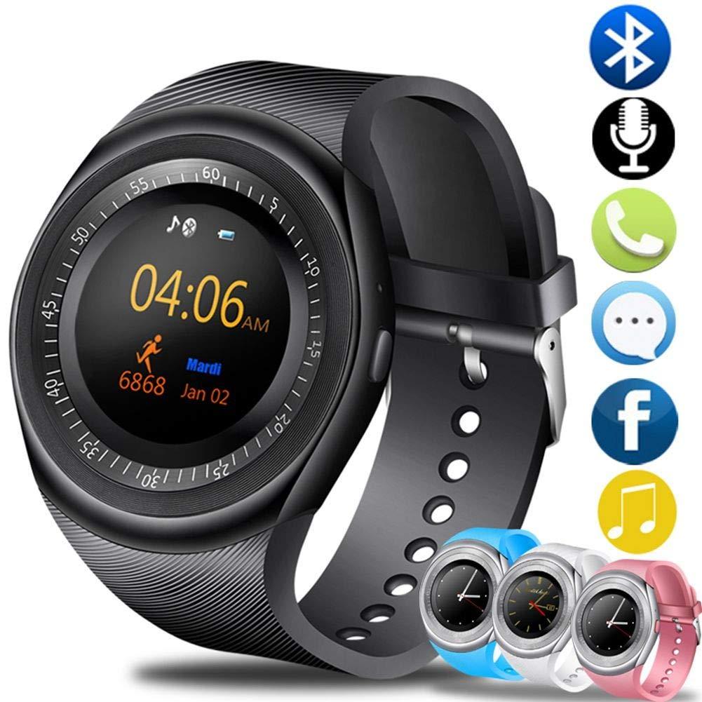 UTHDELD Smartwatch Smart Watch Soporte SIM Tarjeta SIM con ...