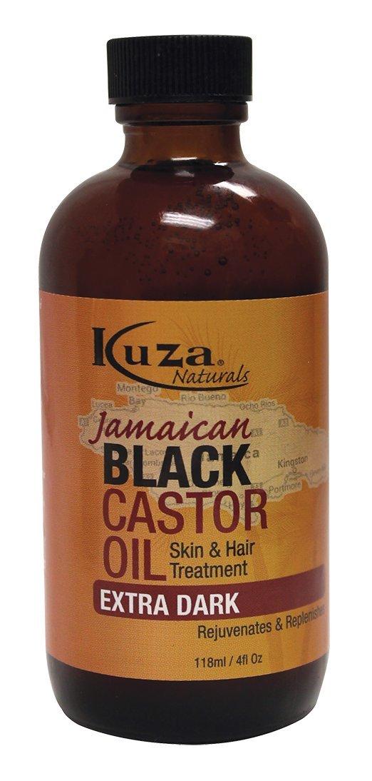 Kuza Naturals Jamaican Black Castor Oil