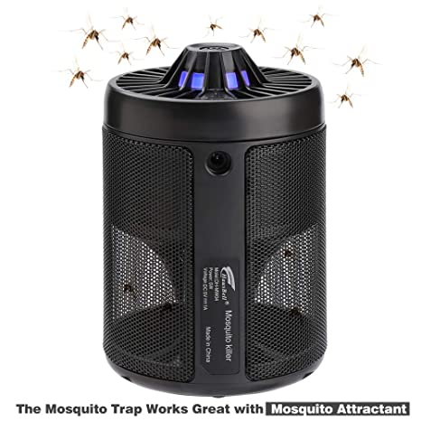 Outdoor Lighting Fashion Style Newest Electric Mosquito Killer Energy Saving Multi-colored Mosquito Dispeller With Led Light A Wide Selection Of Colours And Designs