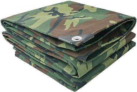 ZXXY Lona, Cubierta de Lona de Lona Resistente para Camuflaje para pérgola para Acampar y Cubierta de Patio Trasero, 500 g/m²,3x5: Amazon.es: Deportes y aire libre