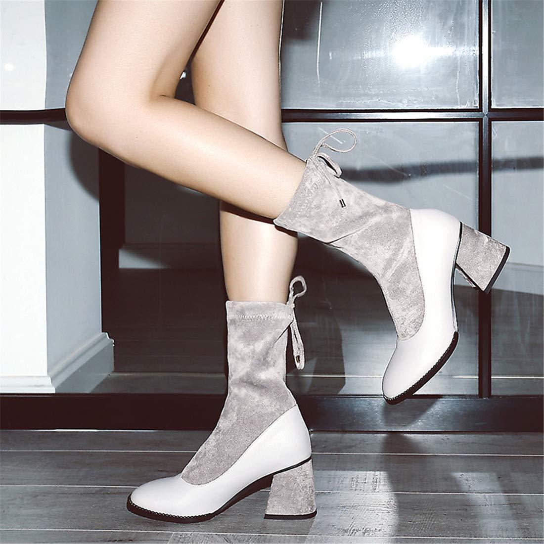 Stiefel-DEDE Machen Siekeine Siekeine Siekeine Stiefel mit Stiefeln Röhre in Röhre   Damenstiefel mit hochhackiger Röhre Europa und den Vereinigten Staaten Damenstiefel mit großem Schlauch 40b2b5