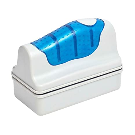 KATURN - Cepillo magnético de Limpieza para peceras de Doble Cara Limpiador de Cristal, Limpiador