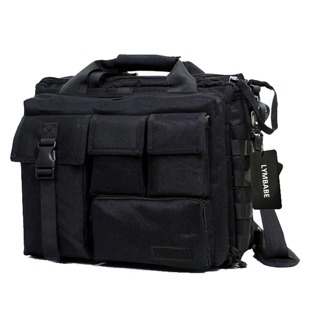 Lymbabe Outdoor Pro- Multifunction Men's Military Tactical Nylon Shoulder Mes.. 14