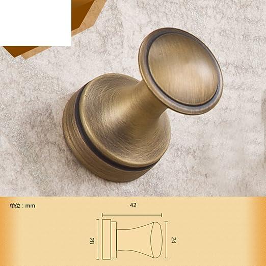ropa antiguos gancho/gancho de cobre completa/gancho de la ...