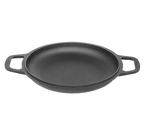 Sartén de hierro fundido Ø 20, 22, 26 cm (26 cm)
