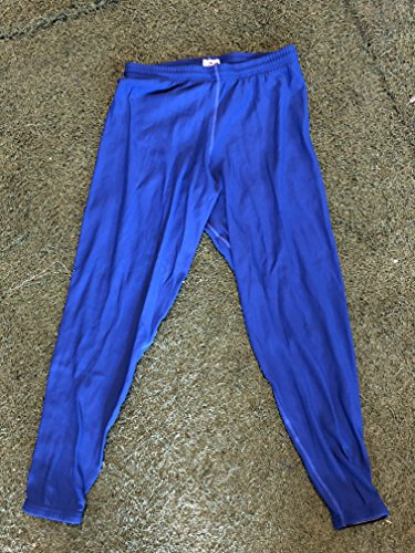 Dallas Cowboys Trey Williams #34 Game Used Game Gear Compression Pants-Large Royal Blue ()