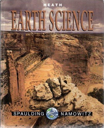 McDougal Littell Earth Science: Student Edition Grades 9-12 1994