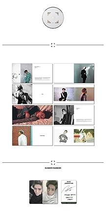 CD+Photobook Random ver 1St Mini Album SHINee JONGHYUN - Base