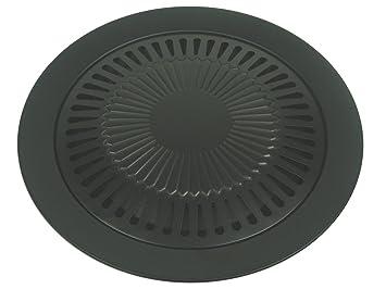 grillaufsatz grillplatte f r gaskocher campingkocher. Black Bedroom Furniture Sets. Home Design Ideas